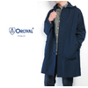 Orcival #RC-8873 WHC Men's Round Collar 2Way Coat画像