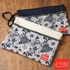Manhattan Portage Liberty Fabrics Citi Clutch Bag MP1085LBTY18SS画像