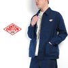 DANTON JD-8882NTF Men's Nylon Taffeta Coach Jacket画像