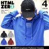 HTML ZERO3 Gradient Pullover Hoodie PA158画像