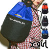 X-girl BI COLOR BACKPACK 5181021画像