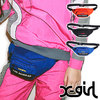 X-girl BI COLOR HIP BAG 5181023画像