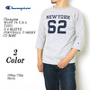 Champion MADE IN USA T1011 3/4 SLEEVE FOOTBALL T-SHIRT C5-M402画像