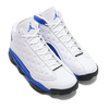 NIKE AIR JORDAN 13 RETRO WHITE/HYPER ROYAL-BLACK 414571-117画像