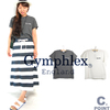 Gymphlex Lady's #J-1155 CH S/S Embroidery T-shirts画像