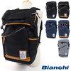 Bianchi NBTC-55 フラップスクエアバッグパック画像