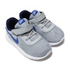 NIKE TANJUN (TDV) WOLF GREY/COMET BLUE-BINARY BLUE-WHITE 818383-006画像