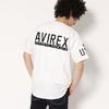 AVIREX COOLMAX STRETCH BASEBALL SHIRT 6185105画像