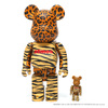 BE@RBRICK atmos ANIMAL 100% & 400% 570600画像