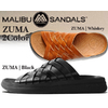 MALIBU SANDALS ZUMA VEGAN LEATHER MS02画像