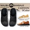 MALIBU SANDALS CANYON VEGAN LEATHER MS01画像