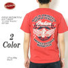 "INDIAN MOTORCYCLE S/S T-SHIRT ""FLYING WHEEL"" IM77958画像"
