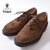 Tricker's M7533 Thistle Gillie Country Shoes SNUFF画像