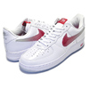 "NIKE AIR FORCE 1 LOW RETRO ""TAIWAN"" white/varsity red 845053-105画像"