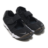 NIKE WMNS AIR RIFT BR BLACK/COOL GREY-WHITE 848386-001画像
