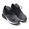 NIKE AIR MAX 270 FLYKNIT BLACK/BLACK-WHITE AO1023-001画像