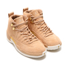 NIKE WMNS AIR JORDAN 12 RETRO VACHETTA TAN/METALLIC GOLD-SAIL AO6068-203画像