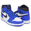 "NIKE AIR JORDAN 1 RETRO HIGH OG ""GAME ROYAL""game royal/black-summit white 555088-403画像"