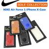 NIKE Air Force 1 iPhone X Case DG0025画像