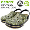 crocs CROCBAND GRAPHIC CLOG 204553画像