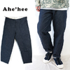 Ahe'hee #AH10P Indigo Denim Pants画像