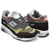 new balance M1500BGG BROWN画像