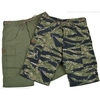 TOYS McCOY MILITARY CROPPED CARGO TROUSERS RIPSTOP TMP1802画像