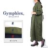 Gymphlex Lady's #J-1280 KLS L/S Wide Shirts OnePiece - Linen -画像