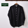 James Mortimer REGULAR COLLAR SHIRTS COMFORT FIT BLACK画像