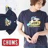 CHUMS BOOBY CANOE CLUB TEE CH11-1347画像