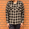 FULLCOUNT 4995 RAYON OMBRAY CHECK SHIRTS画像