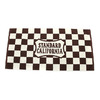STANDARD CALIFORNIA SD SHIELD LOGO CHECKER IMABARI TOWEL OTAMU078画像