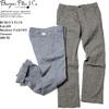 BURGUS PLUS Lot.405 Modern HAKEME Trousers 405-90画像