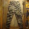 """FREEWHEELERS UNION SPECIAL OVERALLS """"Deck Trousers"""" Vintage Chino Cloth Camouflage Print 1822003画像"""