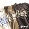 Schott T-SHIRT Schott Bros. 3183049画像