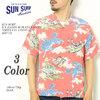 "SUN SURF S/S RAYON HAWAIIAN SHIRT ""ORIENTAL FESTIVAL"" SS37773画像"