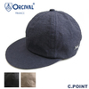 Orcival #RC-7147LNP Linen Cloth Cap画像