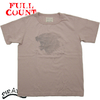FULLCOUNT BASIC PRINT TEE DOG 5973画像