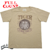 FULLCOUNT BASIC PRINT TEE CHOWING TOBACCO 5974画像