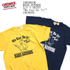 """CHESWICK ROAD RUNNER S/S T-SHIRT """"We Can Do It!"""" CH78009画像"""