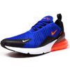 """NIKE AIR MAX 270 """"LIMITED EDITION for NSW"""" BLU/BLK/ORG/WHT AH8050-401画像"""