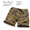 "BURGUS PLUS Fes Shorts ""Camouflage"" BP18302画像"