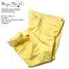 """BURGUS PLUS Lot.401 Button fly Modern Chino Over Dyed """"Yellow"""" 401-6309画像"""
