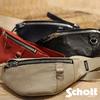 Schott LEATHER BODY BAG SMALL 3189028画像