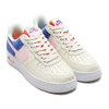 NIKE W AIR FORCE 1 LO SAIL/ARCTIC PINK-RACER BLUE AQ4139-101画像