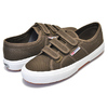 SUPERGA 2750 COTU3 VELU MILITARY GREEN S00BN20-595画像