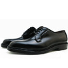 ALDEN 9901 CORDOVAN PLAIN TOE BLUCHER OXFORD BLACK MADE IN USA画像
