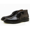 ALDEN 1339 CORDOVAN CHUKKA BOOTS DARK BURGUNDY MADE IN USA画像