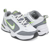 NIKE AIR MONARCH IV WHITE / WHITE - COOL GREY 415445-100画像