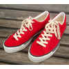 WAREHOUSE Lot 3400 SUEDE SNEAKER RED画像